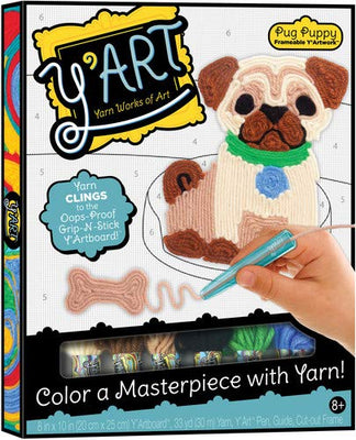 Y'Art Craft Kit - Puppy