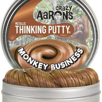Monkey Business Crazy Aaron 's Thinking Putty