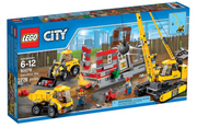 LEGO 60076 Demolition Site