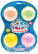 No Mess Play Foam Sparkle 4pk