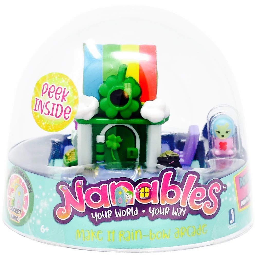 Nanables Small House- Arcade