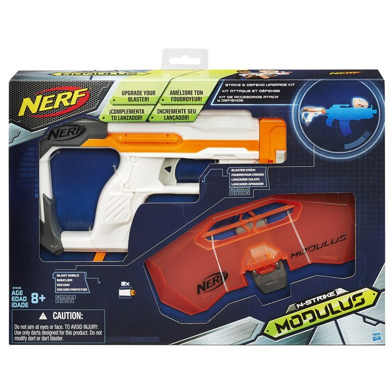 Nerf N-Strike Modulus Upgrade Kit
