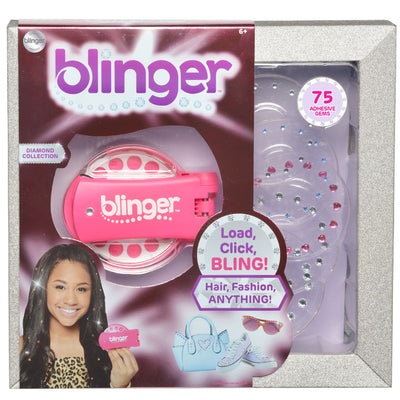 Blinger - Diamond Collection-Pink