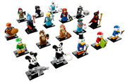 71024 Lego Disney Minifigures Series 2