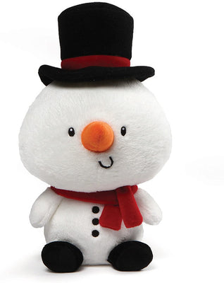 Chilly Snowman Plush