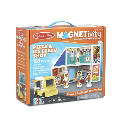 Magnetivity Pizza and Ice Cream Shop