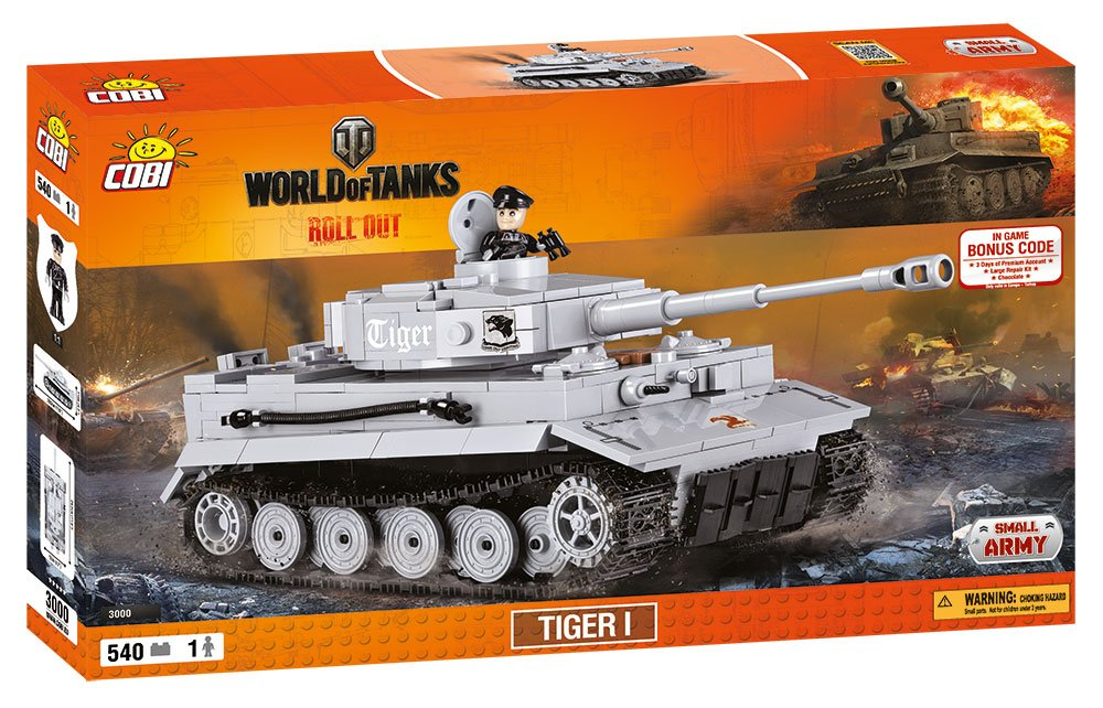 Small Army - WOT Tiger I