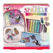 Glitter Pin Design Kit