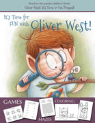 Oliver West-Activity Book
