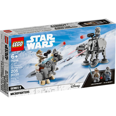 LEGO 75298 AT-AT™ vs. Tauntaun™ Microfighter
