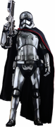Star Wars Ep VII Captain Phasma Sixth Scale