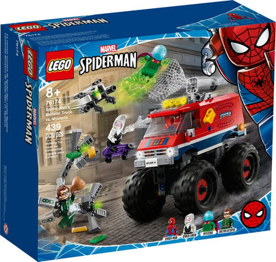 76174 Spider-Man Spider-Man's Monster Truck vs Mysterio