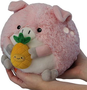 Mini Pig with Pineapple 7""