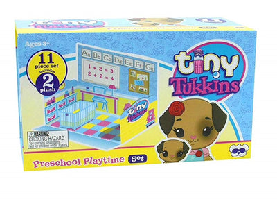 Tiny Tukkins Core- Preschool Playtime