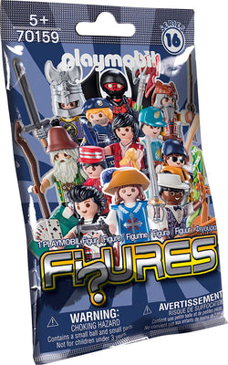 70159 PLAYMOBIL Figures Series 16 - Boys