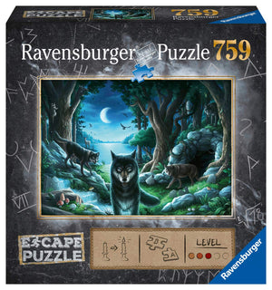 16434 Curse of the Wolves - Escape Puzzle