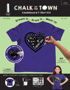 Youth SS Purple Heart 3 Marker Kit with Sweet Stencil - M
