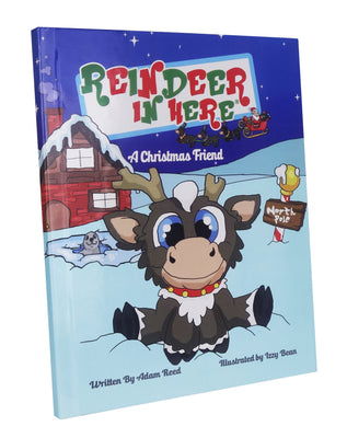 Reindeer In Here Book