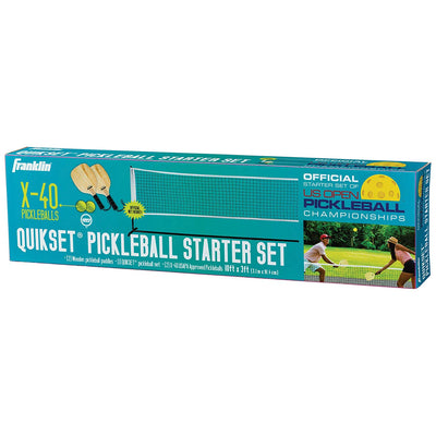Quickset Pickleball Starter Set