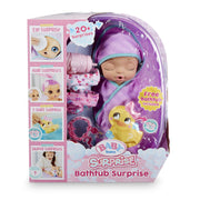 BABY Born Surprise Bathtub Surprise-Purple