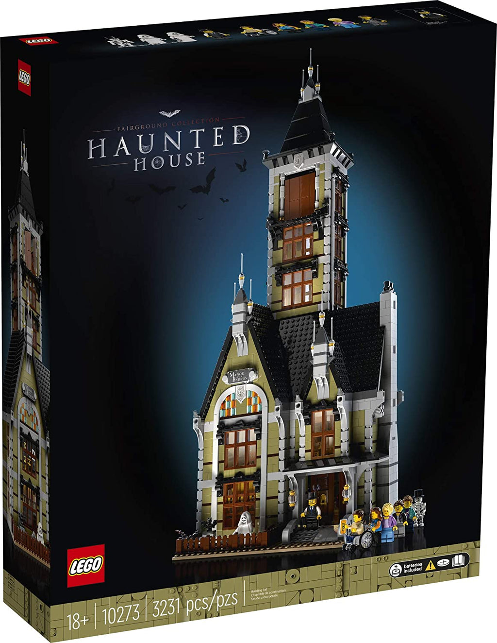10273 Haunted House