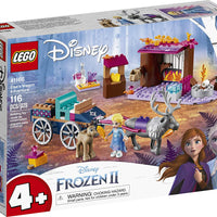 41166 Elsa's Wagon Adventure