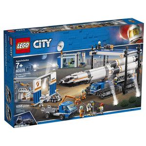 60229 Rocket Assembly and Transport