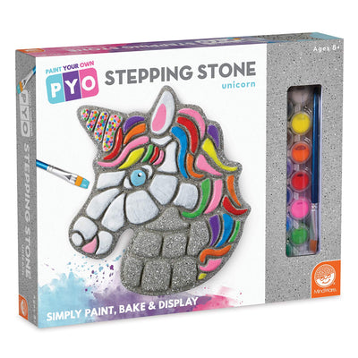 Paint Your Own Stepping Stone Unicorn