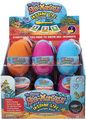 Sea Monkey Eggs Instant Life