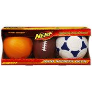Nerf:  Mini Sports Multipack
