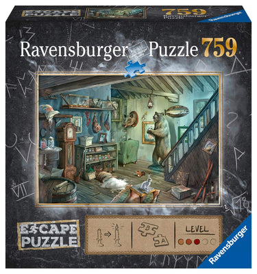 16435 Forbidden Basement - Escape Puzzle