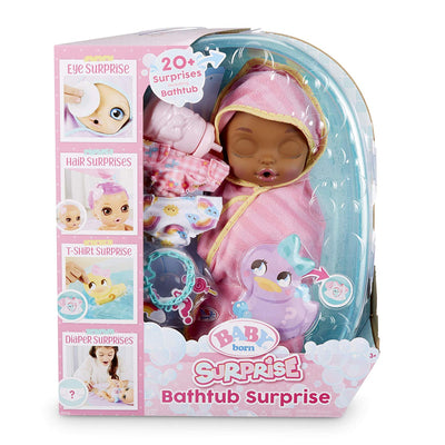 BABY Born Surprise Bathtub Surprise-Pink