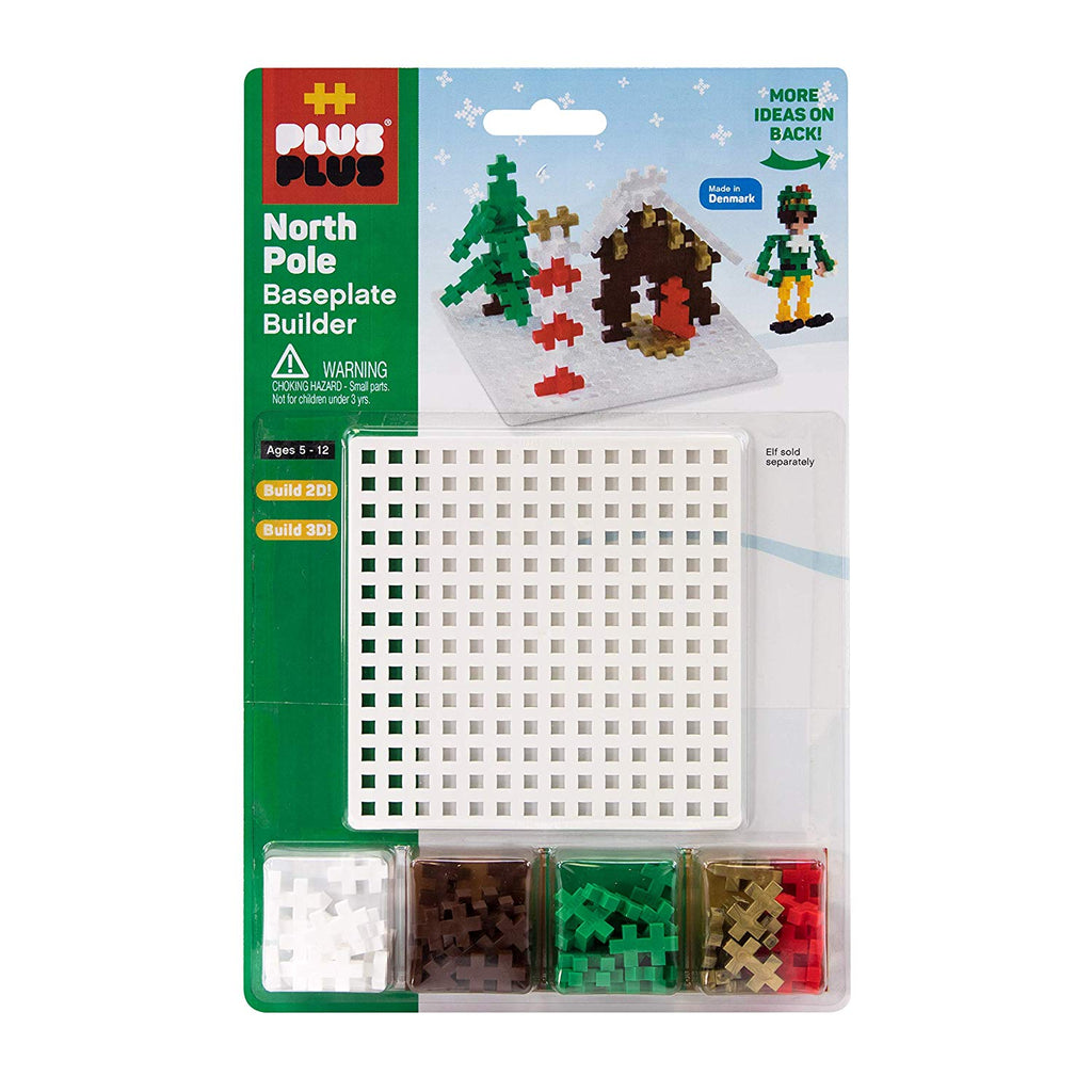 Baseplate Builder - North Pole