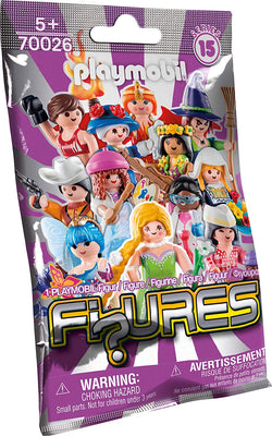 PLAYMOBIL Figures Series 15 - Girls