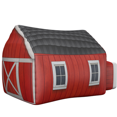 Red Barn Air Fort Tent