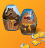 Bears in Barrels
