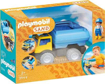Sand - Water Tank Truck