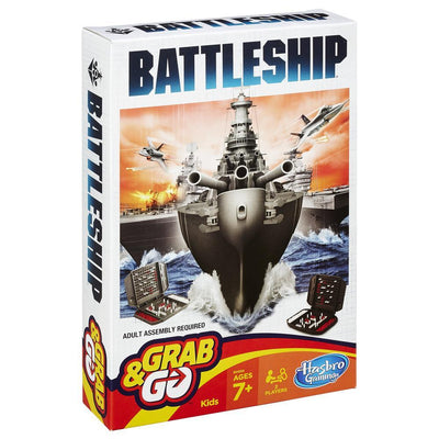 Grab & Go Battleship