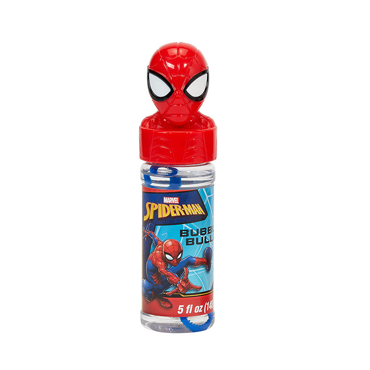 Disney & Marvel Character Bubbles 8oz Spiderman
