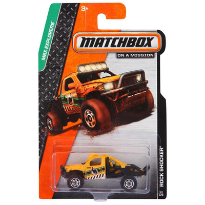 MATCHBOX - BASIC CARS