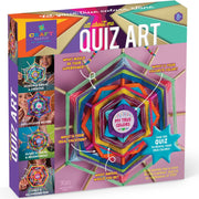 Craft-tastic All About Me Quiz Art