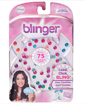 Blinger - 5 Piece Refill Pack Sparkle Collection-Jewel