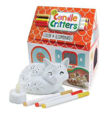 LED Candle Critters - Fox