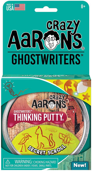 Secret Scroll Ghostwriter Thinking Putty