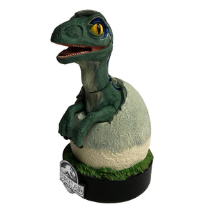 Jurassic World - Blue Raptor Hatchling Premium Motion Statue