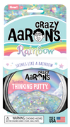 "Crazy Aaron's Rainbow Thinking Putty  4"" Tin"