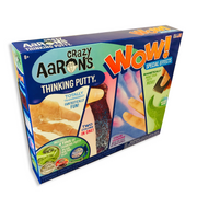 WOW Set- Crazy Aaron 's Thinking Putty