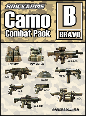 BrickArms Camo Pack B BRAVO