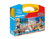 PLAYMOBIL 70528 Construction Site Carry Case