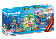 70368 Playmobil Coral Mermaid Lounge